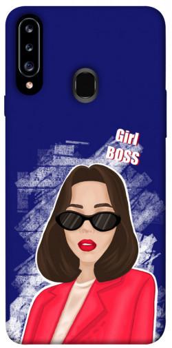 Чехол itsPrint Girl boss для Samsung Galaxy A20s