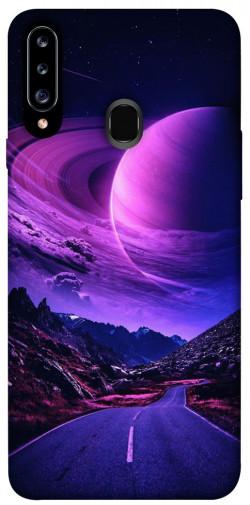 Чехол itsPrint Дорога в небо для Samsung Galaxy A20s