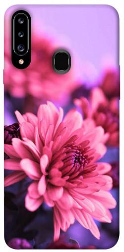 Чехол itsPrint Нежная хризантема для Samsung Galaxy A20s