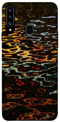 Чехол itsPrint Красочные блики для Samsung Galaxy A20s