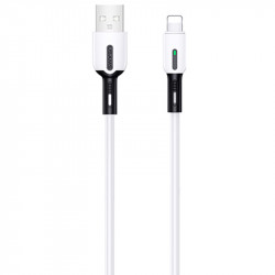 Дата кабель Usams US-SJ456 U51 Silicone USB to Lightning (2m)