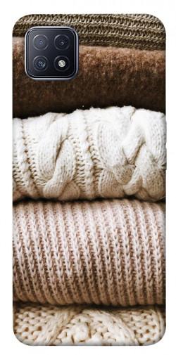 Чехол itsPrint Knitted aesthetics для Oppo A73