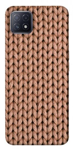 Чехол itsPrint Knitted texture для Oppo A73