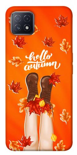 Чехол itsPrint Hello autumn для Oppo A73