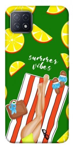 Чехол itsPrint Summer girl для Oppo A73