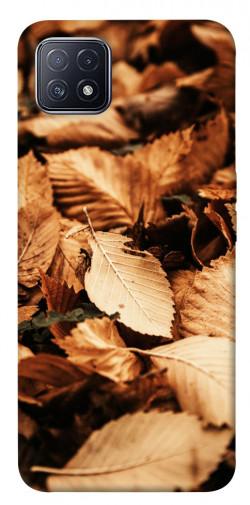 Чехол itsPrint Опавшая листва для Oppo A73