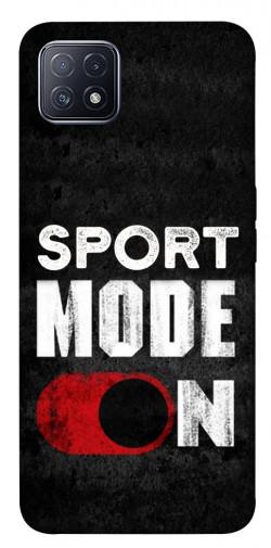Чехол itsPrint Sport mode on для Oppo A73