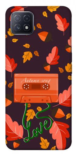 Чехол itsPrint Autumn sound для Oppo A73