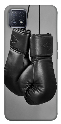 Чехол itsPrint Черные боксерские перчатки для Oppo A73