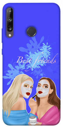 Чехол itsPrint Best friends для Huawei P40 Lite E / Y7p (2020)
