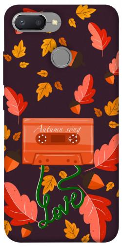 Чехол itsPrint Autumn sound для Xiaomi Redmi 6