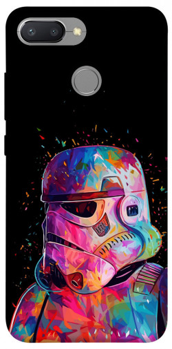 Чехол itsPrint Color astronaut для Xiaomi Redmi 6