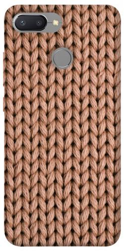 Чехол itsPrint Knitted texture для Xiaomi Redmi 6
