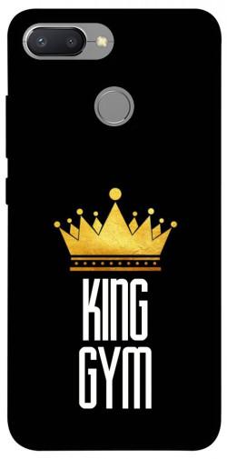 Чехол itsPrint King gym для Xiaomi Redmi 6