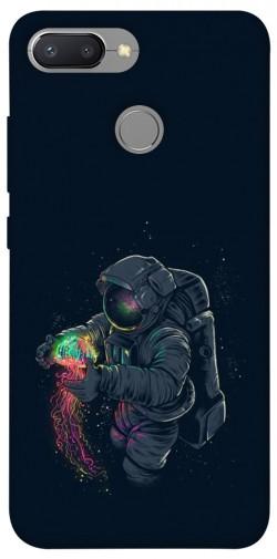 Чехол itsPrint Walk in space для Xiaomi Redmi 6