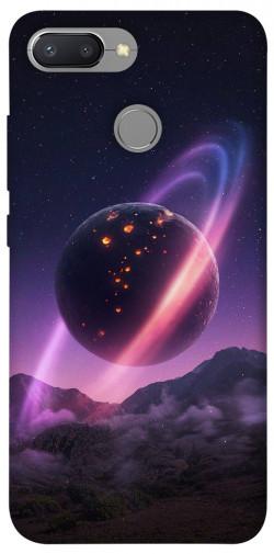 Чехол itsPrint Сатурн для Xiaomi Redmi 6