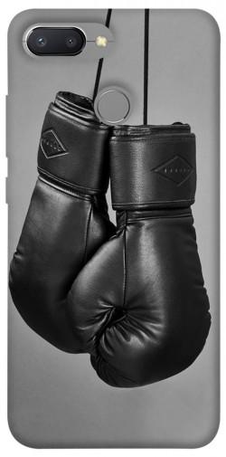 Чехол itsPrint Черные боксерские перчатки для Xiaomi Redmi 6