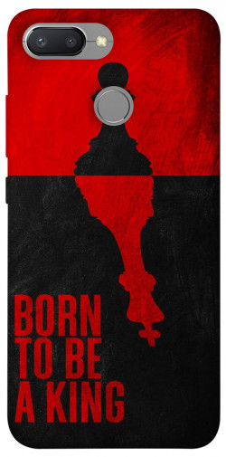 Чехол itsPrint Born to be a king для Xiaomi Redmi 6