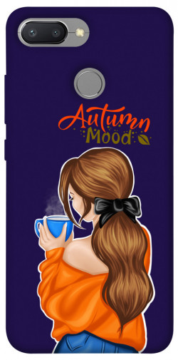 Чехол itsPrint Autumn mood для Xiaomi Redmi 6