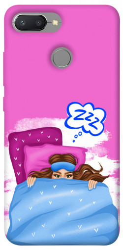 Чехол itsPrint Sleepу girl для Xiaomi Redmi 6