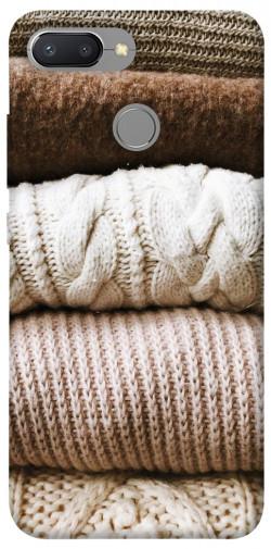 Чехол itsPrint Knitted aesthetics для Xiaomi Redmi 6