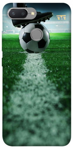 Чехол itsPrint Футболист для Xiaomi Redmi 6