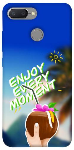 Чехол itsPrint Enjoy moment для Xiaomi Redmi 6