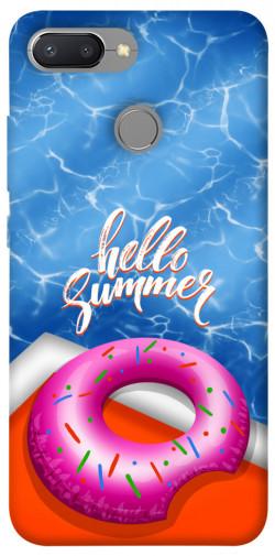 Чехол itsPrint Hello summer для Xiaomi Redmi 6