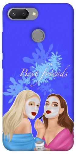 Чехол itsPrint Best friends для Xiaomi Redmi 6