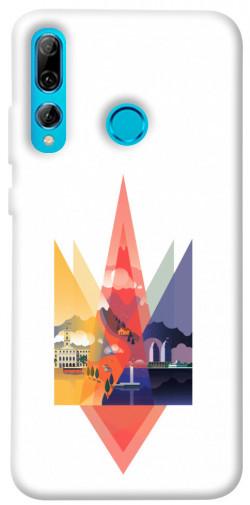 Чехол itsPrint Украина иллюстрация для Huawei P Smart+ 2019