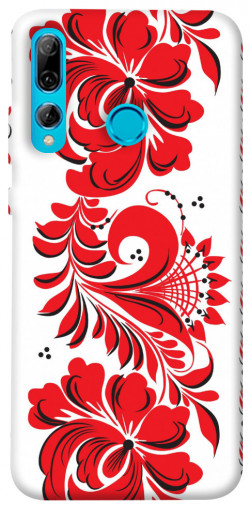 Чехол itsPrint Червона вишиванка для Huawei P Smart+ 2019