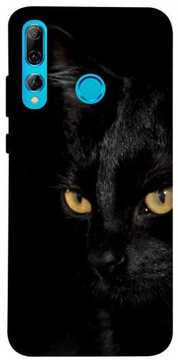 Чехол itsPrint Черный кот для Huawei P Smart+ 2019