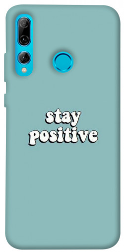 Чехол itsPrint Stay positive для Huawei P Smart+ 2019