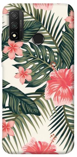 Чехол itsPrint Tropic flowers для Huawei P Smart (2020)