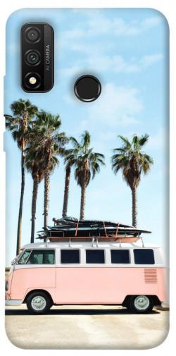 Чехол itsPrint Summer travel для Huawei P Smart (2020)