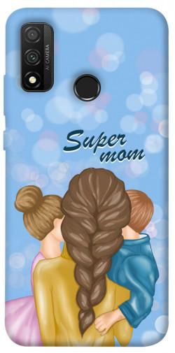 Чехол itsPrint Super mommy для Huawei P Smart (2020)