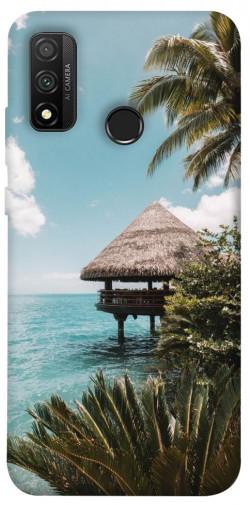 Чехол itsPrint Тропический остров для Huawei P Smart (2020)