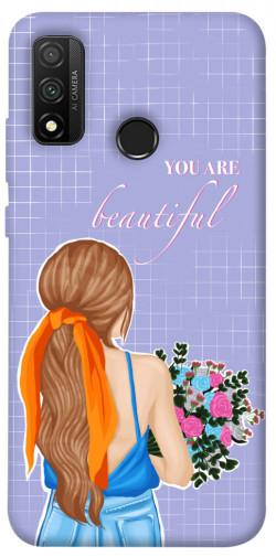 Чехол itsPrint You are beautiful для Huawei P Smart (2020)