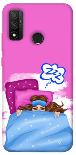 Чехол itsPrint Sleepу girl для Huawei P Smart (2020)