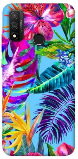 Чехол itsPrint Watercolor flowers для Huawei P Smart (2020)