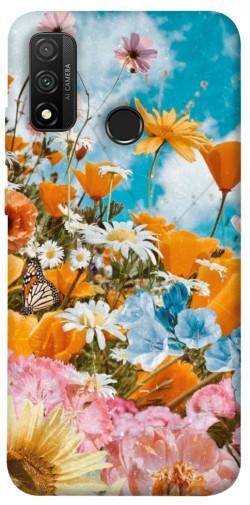 Чехол itsPrint Летние цветы для Huawei P Smart (2020)