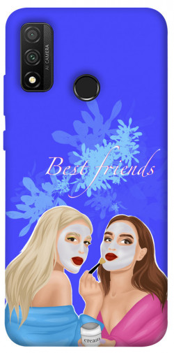Чехол itsPrint Best friends для Huawei P Smart (2020)