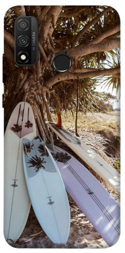 Чехол itsPrint Surfboards для Huawei P Smart (2020)