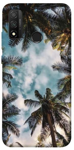 Чехол itsPrint Coconut palms для Huawei P Smart (2020)