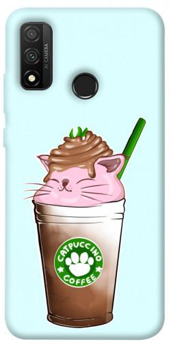 Чехол itsPrint Catpuccino для Huawei P Smart (2020)