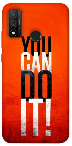 Чехол itsPrint You can do it для Huawei P Smart (2020)