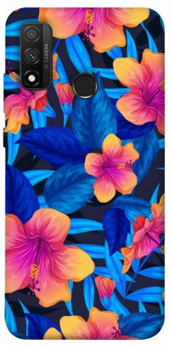 Чехол itsPrint Цветочная композиция для Huawei P Smart (2020)