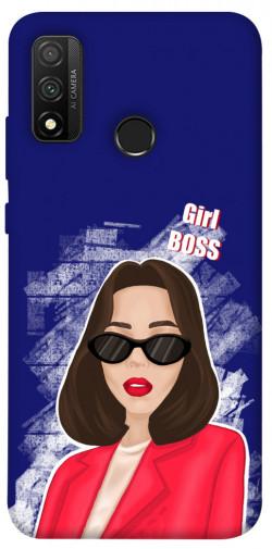 Чехол itsPrint Girl boss для Huawei P Smart (2020)