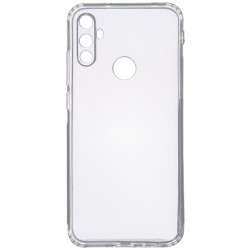 TPU чехол GETMAN Transparent 1,0 mm для Realme C3