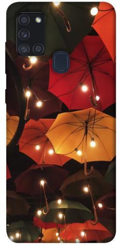 Чехол itsPrint Ламповая атмосфера для Samsung Galaxy A21s